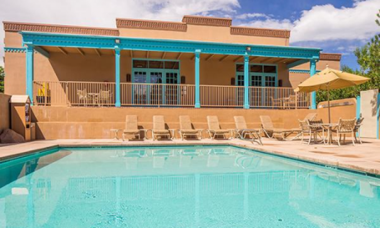Your Santa Fe Resort with a Pool